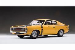 AUTOart Chrysler Charger E49 Yellow Metallic 71504
