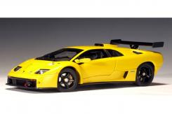 AUTOart Lamborghini Diablo GTR 2001 Yellow 74521