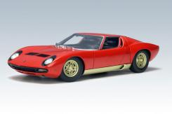 AUTOart Lamborghini Miura SV Red Gold Side Skirts 74545