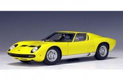 AUTOart Lamborghini Miura SV Yellow 74541