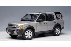 AUTOart Land Rover Discovery 3 2005 silver 74801