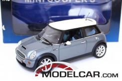 Autoart Mini Cooper S R53 Grey