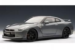 Autoart Nissan GT-R R35 Grijs