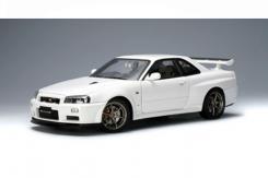 Autoart Nissan Skyline GT-R R34 V-Spec Wit