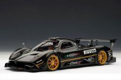 AUTOart Pagani Zonda R 2007 Nurburgring Lap Time Record Edition 78263