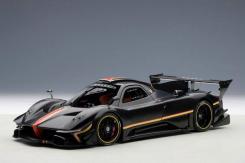 AUTOart Pagani Zonda Revolution Black Carbon Fiber 78272