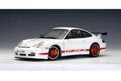 Autoart Porsche 911 996 GT3 RS Blanco
