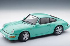 Autoart Porsche 911 964 Carrera RS Green