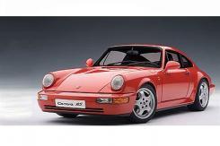 AUTOart Porsche 911 Carrera RS 964 Red 77891