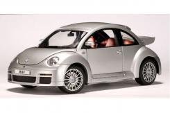 AUTOart Volkswagen New Beetle Rsi Silver 79721