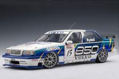 AUTOart Volvo 850 Sedan BTCC 1995 Rickard Rydell 9 89894