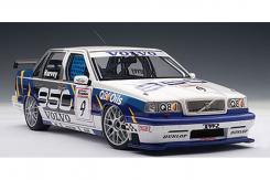 AUTOart Volvo 850 Sedan BTCC 1995 T. Harvey 9 89595
