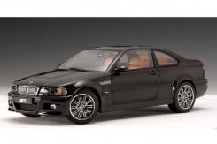 Autoart BMW M3 coupe e46 Zwart
