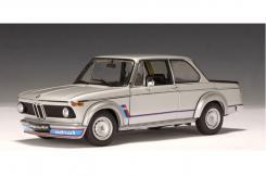 Autoart BMW 2002 Turbo Silver