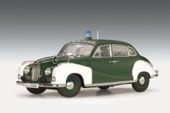AUTOart BMW 501 Polizei green 70606