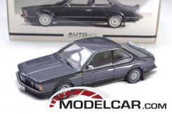 Autoart BMW 635 CSI e24 Negro