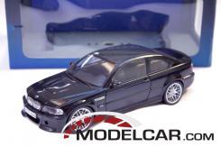 Autoart BMW M3 CSL e46 Schwarz