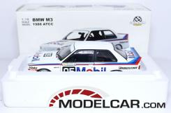 Autoart BMW M3 coupe e30 Weiß