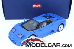 Autoart Bugatti EB110 GT Blauw