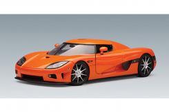Autoart Koenigsegg CCX Oranje