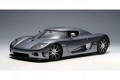Autoart Koenigsegg CCX Zilver