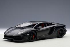Autoart Lamborghini Aventador LP720-4 Schwarz