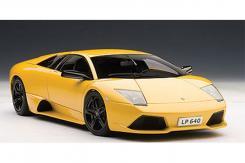 Autoart Lamborghini Murcielago LP640 Yellow