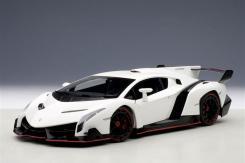 Autoart Lamborghini Veneno Weiß