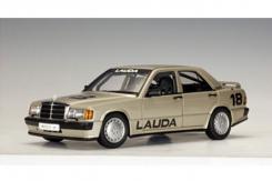 Autoart Mercedes-Benz 190E 2.3-16 W201 Lauda 18 Nurburgring Anniversary 88431