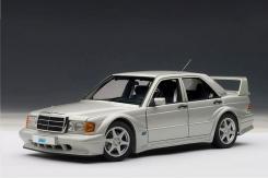 Autoart Mercedes-Benz 190E 2.5-16 Evolution 2 W201 Astral Silver 76133