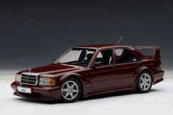 Autoart Mercedes-Benz 190E 2.5-16 Evolution 2 W201 Rosso Red 76132