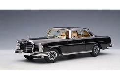 Autoart Mercedes-Benz 280SE Coupe 1968 Black 76286