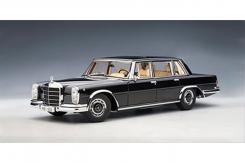 Autoart Mercedes-Benz 600 SWB W100 Black 76192