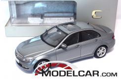 Autoart Mercedes-Benz C-Class Avantgarde W204 grey