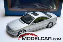 Autoart Mercedes-Benz CL55 AMG F1 Limited Edition C215 silver 70125