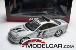 Autoart Mercedes-Benz CL55 AMG Safety Car C215 silver 70128