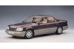 Autoart Mercedes Benz E320 sedan W124 1995 Bornite Metallic 76272