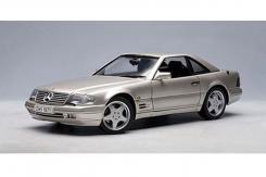 Autoart Mercedes SL600 R129 Silver