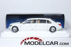 Autoart Mercedes Maybach S600 Pullman W222 White