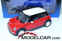 Autoart Mini Cooper R53 Red