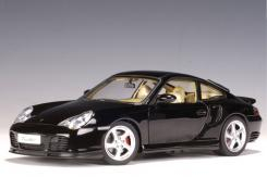 Autoart Porsche 911 996 Turbo Black