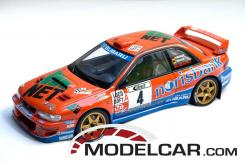 Autoart Subaru Impreza WRC Orange