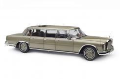 CMC Mercedes-Benz 600 Pullman W100 Limousine with sunroof Champagne M-204
