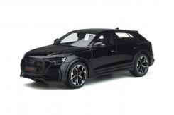 GT Spirit Audi Q8 RS Night Black GT305