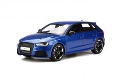 GT Spirit Audi RS3 8V Blue GT748