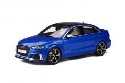 GT Spirit Audi RS3 8V sedan Blue GT275