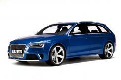 GT Spirit Audi RS4 Avant B8 Blue GT016