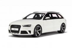 GT Spirit Audi RS4 Avant B8 White GT045