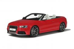 GT Spirit Audi RS5 8T Convertible Misano red GT093