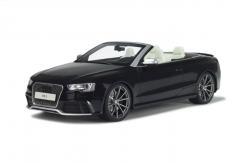 GT Spirit Audi RS5 8T Convertible black GT093